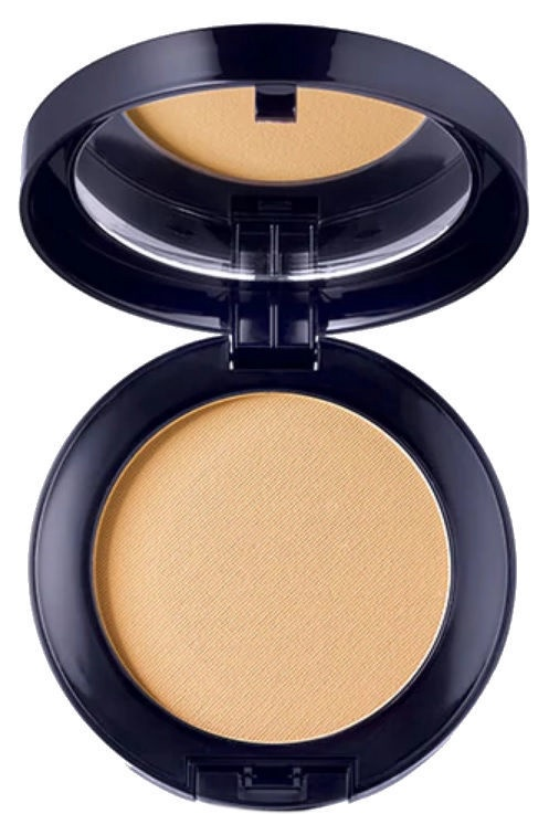 Estee Lauder Finish Perfecting Pressed Powder 8g Light Medium
