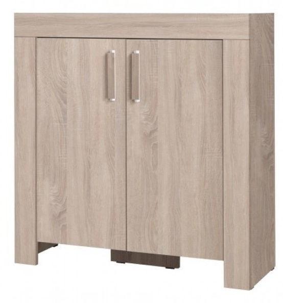 MN Cezar REG10 Shelf Sonoma Oak