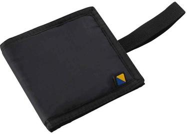 Travel Blue Slim Secret Sliding Wallet Black