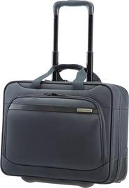 """Samsonite 39V-08-009 Rolling Laptop Bag 15.6"""" Grey"""