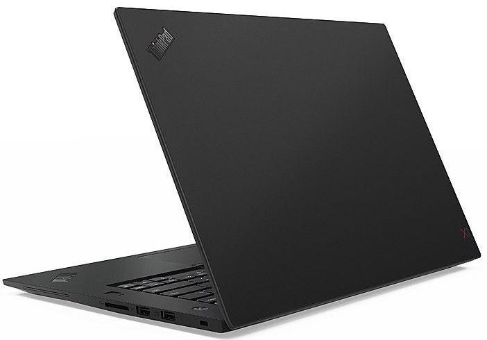 Lenovo ThinkPad X1 Extreme Black 20MF000XPB