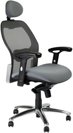 Home4you Office Chair Teramo Gray 27593