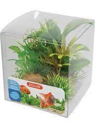 Dekoratsioon Zolux Boit Mix X6 Nr2 Plantkit Decor