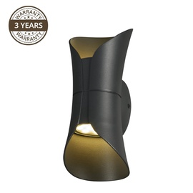 Domoletti Wall Light ELED-501 Black