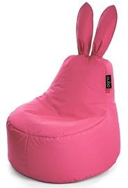 Кресло-мешок Qubo Baby Rabbit, розовый, 120 л