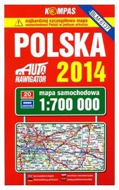 Kelių žemėlapis Lenkija