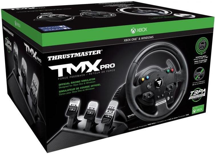 Thrustmaster Steering Wheel TMX Pro