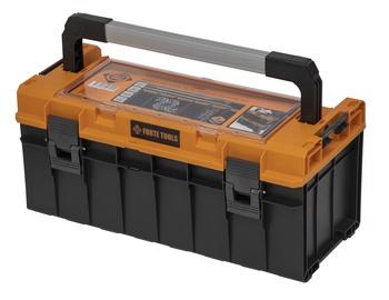 Modulinė įrankių dėžė FORTE TOOLS, 54.5X27X24.6 cm