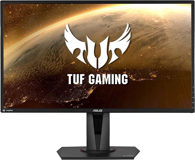 "Monitorius Asus TUF Gaming VG27AQ, 27"", 1 ms"