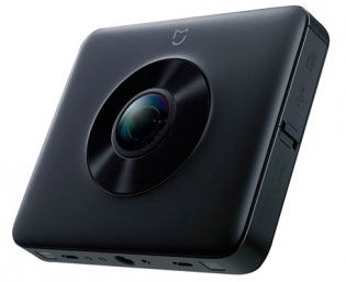 Xiaomi MiJia 360° Sphere Panoramic Camera Kit Black