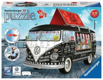 Ravensburger 3D Puzzle Vw Combi Food Truck T1 12525