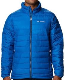 Columbia Powder Lite Mens Jacket 1698001432 Bright Indigo M