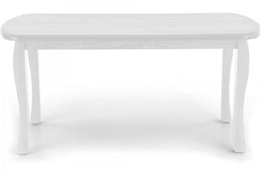 Обеденный стол Halmar Arnold, белый, 1500x800x750мм