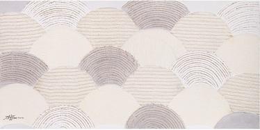 Pilt Home4you Semicircles, 1200 mm x 600 mm