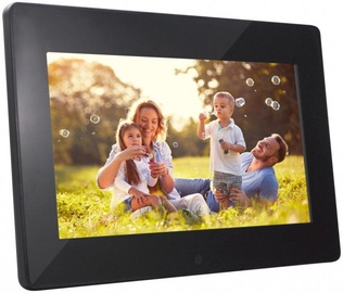 Braun Phototechnik Digiframe 1091 4GB Black