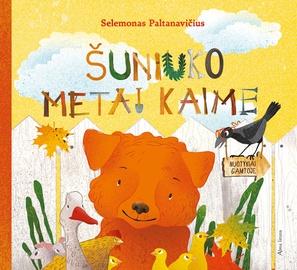 Knyga Šuniuko metai kaime