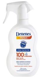 Apsauginis kūno pienelis nuo saulės Denenes ProTech Protection SPF100, 300 ml