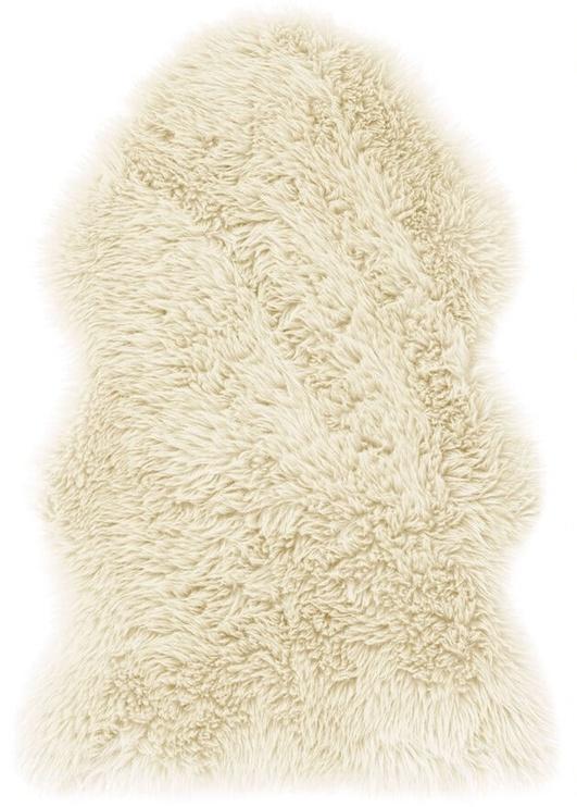 AmeliaHome Dokka Rug Sheepskin 60x90 Beige
