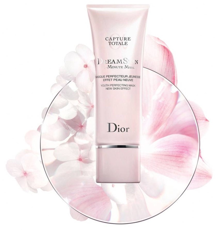 Veido kaukė Christian Dior Capture Totale Dream Skin 1 Minute Mask, 75 ml