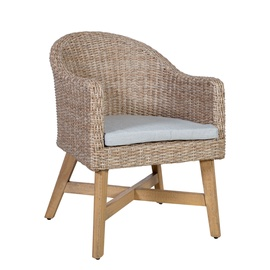 Home4you Henry Garden Chair 63x72x88cm Beige