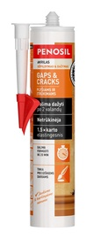 Hermetikas Penosil Gaps & cracks, 310 ml, baltas