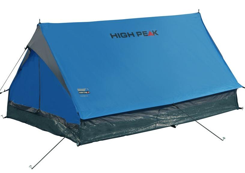 Palapinė High Peak Minipack 2 Blue 10155