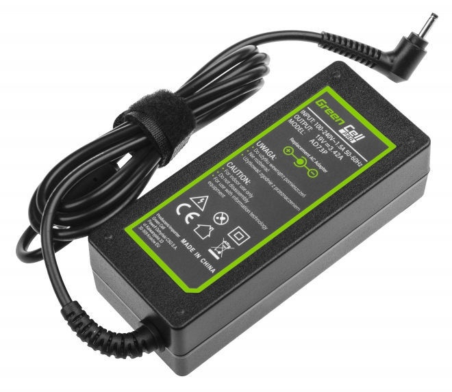 Green Cell Pro AD73P 19V 3.42A 65W for Acer