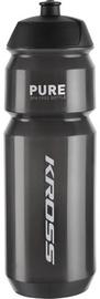 Велосипедная фляжка Kross Pure 750ml Water Bottle Black