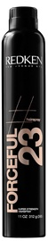 Plaukų lakas Redken Forceful 23 Super Strength Finishing, 400 ml