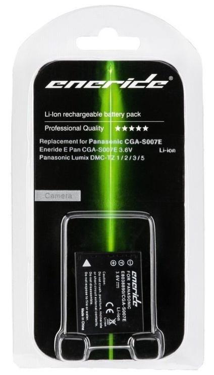 Eneride CGA-S007 Battery E for Panasonic 900mAh