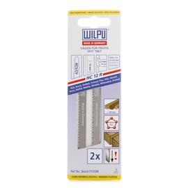 Figūrzāģa asmeņi Wilpu HC 12 R, 2gab.