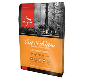 Kassitoit Orijen Cat & Kitten, 17 kg