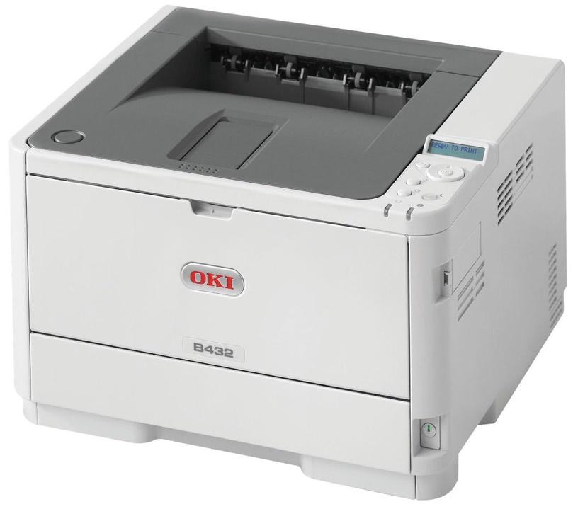 Лазерный принтер Oki B432dn