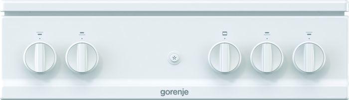 Gorenje Gas Electric G5111WH White