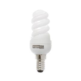 Kompaktinė liuminescencinė lempa Vagner SDH T2, 7W, E14, 2700K, 350lm