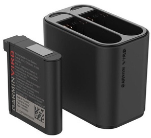 Garmin Dual Battery Charger For VIRB® 30 Ultra