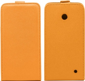 Telone Shine Pocket Slim Flip Case For Samsung Galaxy S7 Edge Orange