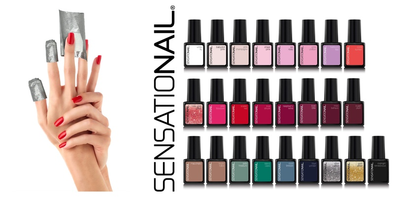 Sensationail Gel Nail Polish 7.39ml 727
