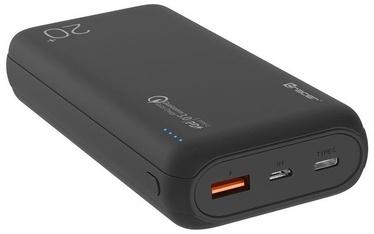 Зарядное устройство - аккумулятор Tracer Trabat46804, 20000 мАч, черный