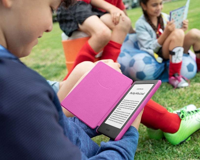 Elektroninė knygų skaityklė Amazon Kindle Kids Edition 2019 Pink, 8 GB