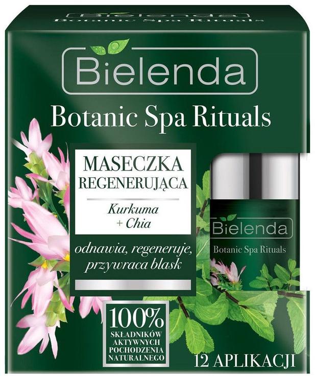 Bielenda Botanic Spa Rituals Turmeric + Chia Face Mask 50ml