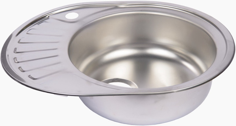 Мойка Diana Kitchen Sink with Siphon Right 570x450mm