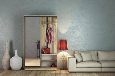 Комплект мебели для прихожей MN Elis, ясеневый