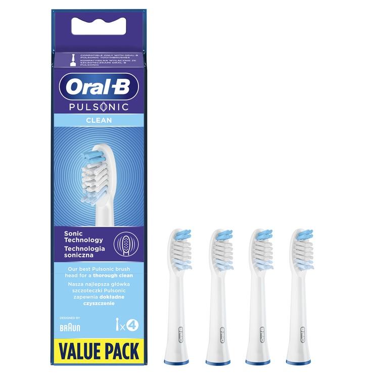 Насадка Oral-B SR32-4C, 4 шт.