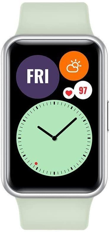 Išmanusis laikrodis Huawei Watch Fit Mint Green