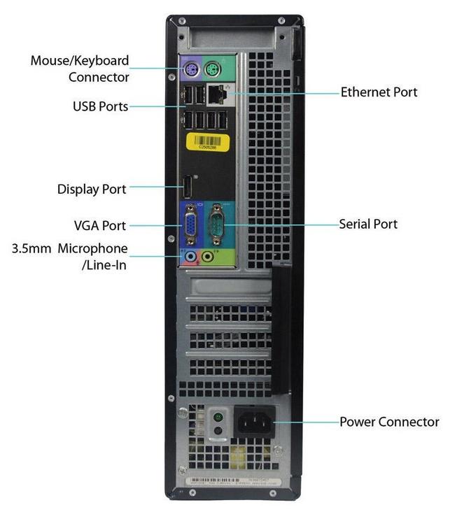 Dell OptiPlex 790 DT RM7283W7 Renew