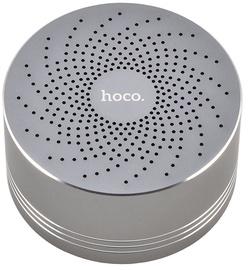 Belaidė kolonėlė Hoco Premium BS5 Swirl Bluetooth Speaker Silver