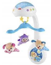 Fisher Price Carousel With Projector 3in1 FWR92