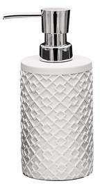 Дозатор для жидкого мыла Ridder Squad White, 0.26 л