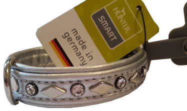 Hunter Collar Modern Art Geo Silver 11/24